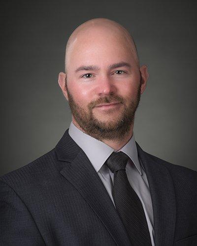 Psychiatric-Mental Health Nurse Practitioner Joseph Montgomery